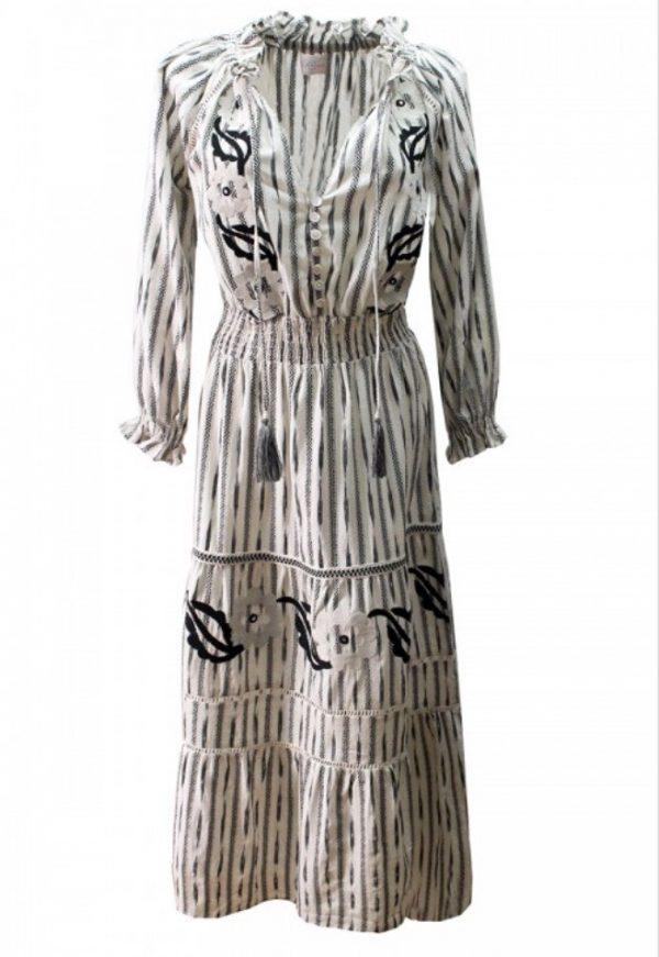 Miss June Maxi dress Laura